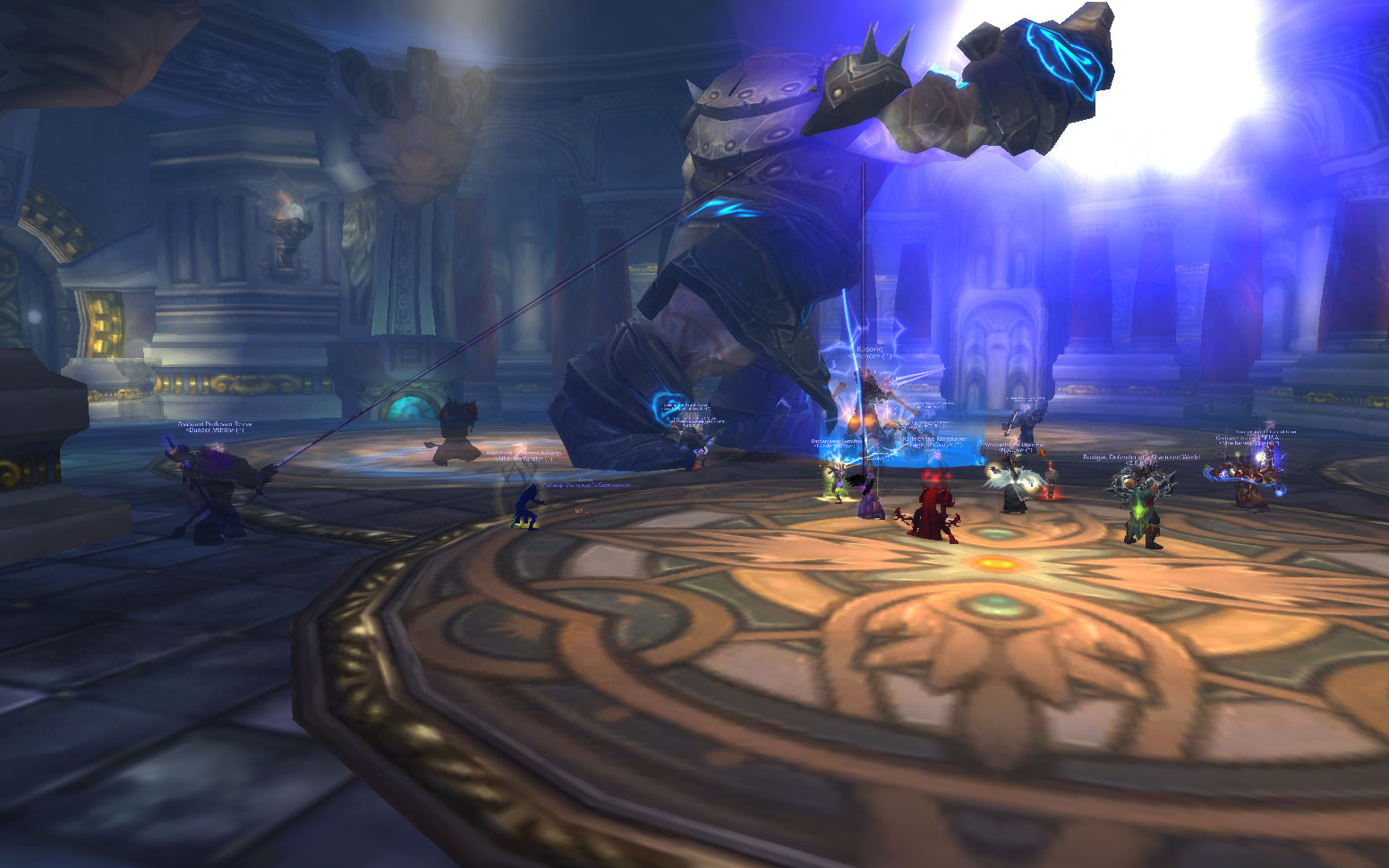 ... of the Glory of the Ulduar Raider (25 player) achievements I needed