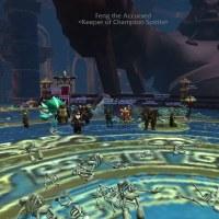 Mogu'shan Vaults - Curse you, Feng!