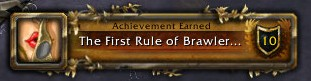 The First Rule of Brawler's Guild