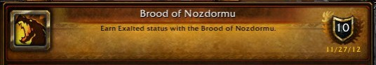 Brood of Nozdormu