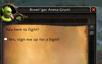 Ready to Fight?