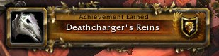 Deathcharger's Reins Achievement