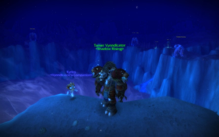 Kyrios, the Pandaren Water Spirit