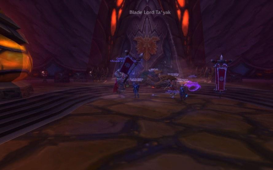 Blade Lord Ta'yak