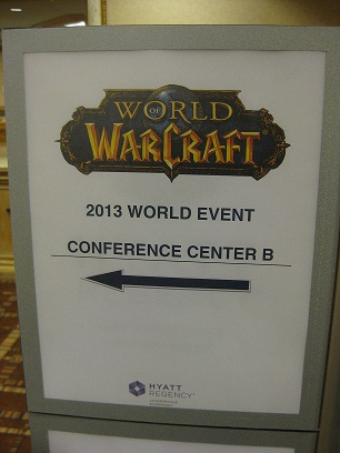 Conference Sign
