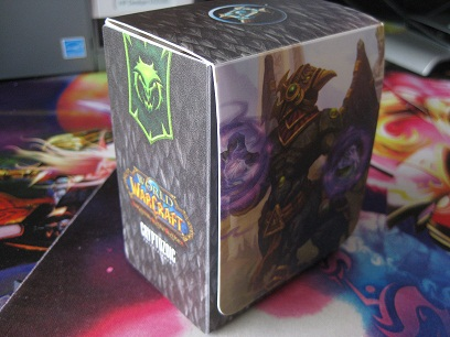 Dark Pharaoh Tekahn Deck Box
