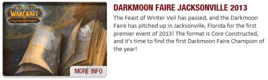 Darkmoon Faire Jacksonville 2013