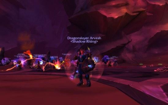 Dragonslayer Arvash
