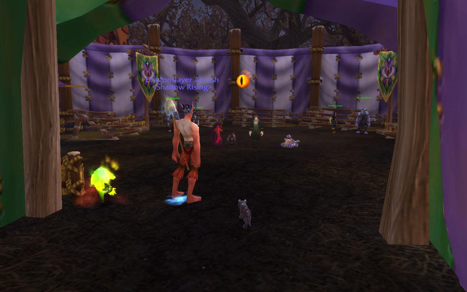My Darkmoon Faire Pro Pet Team | The Crimson Hammer