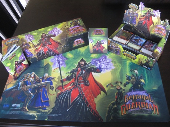 Betrayal of the Guardians is here!