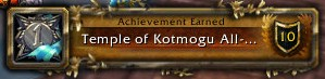 Temple of Kotmogu All-Star