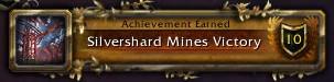 Silvershard Mines Victory