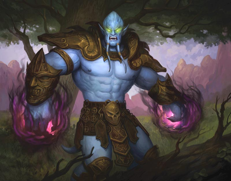 WoW TCG Raid Deck Sneak Peak - The Caverns of Time (3/4)