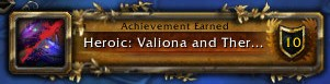 Heroic: Valiona and Theralion