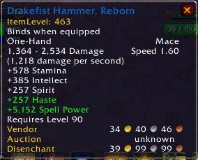 Blacksmithing, Reborn (5/6)