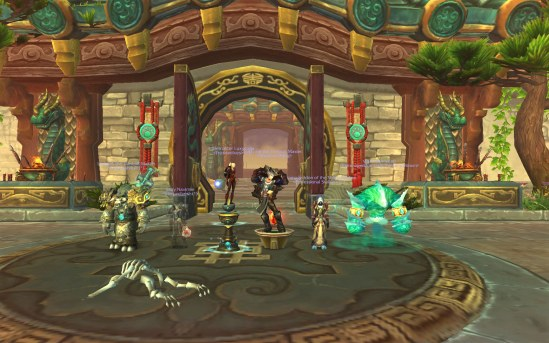 Temple of the Jade Serpent Challenger Groupshot 04/14/13