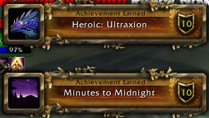 Heroic: Ultraxion and Minutes to Midnight