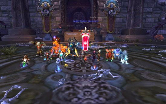 Council of Elders Down!