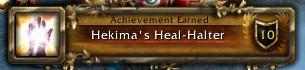 Hekima's Heal-Halter