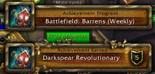 Darkspear Revolutionary