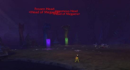 Megaera's Heads