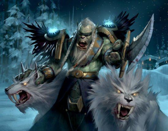 Drek'thar, Frostwolf General