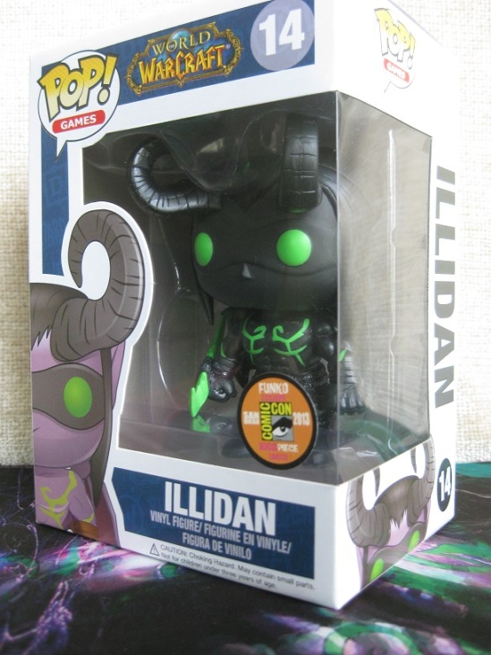 Shadow Illidan Front