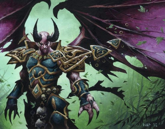 Varimathras, Dreadlord Insurgent
