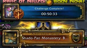 Shado-Pan Monastery Bronze 05/24/13