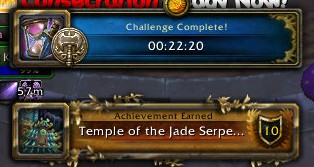 Temple of the Jade Serpent Silver 06/22/13