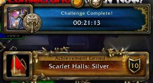 Scarlet Halls Silver 07/06/13