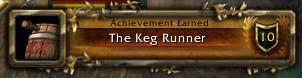 The Keg Runner