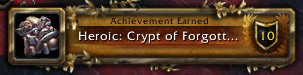 Heroic: Crypt of Forgotten Kings