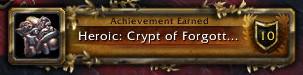 Heroic: Crypt of Forgotten Kings