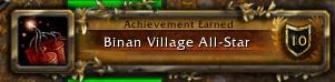 Binan Village All-Star