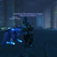Flexing with the Frostwolves