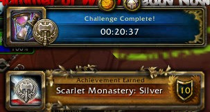 Scarlet Monastery Silver